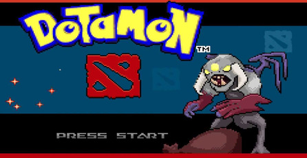 DotaMon: El mod que une Dota 2 y Pokémon