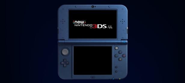 Anuncian nuevos modelos de 3DS y 3DS XL
