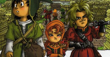 Square Enix traería remake de <em>Dragon Quest VII</em> a América