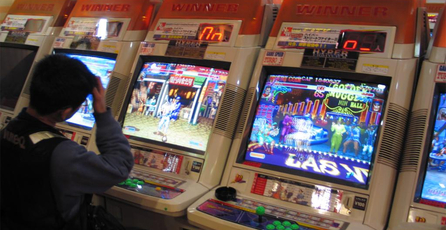 Revelan primeras imágenes de las rediciones arcade de Capcom