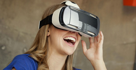 Samsung revela su propio dispositivo de realidad virtual