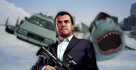 Mods geniales para <em>Grand Theft Auto</em>