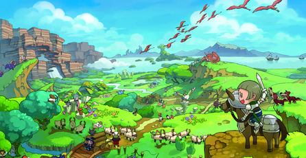 Revelan 2 trailers nuevos de <em>Fantasy Life</em>