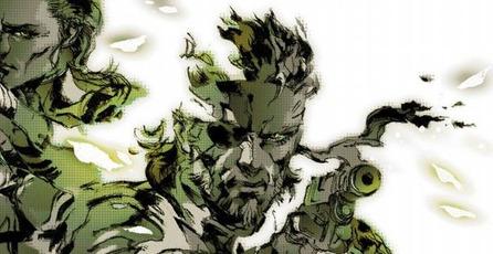 Nueva colección de <em>Metal Gear</em> podría estar en camino