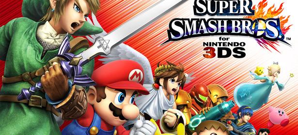 Demo de Super Smash Bros. llega a occidente la próxima semana