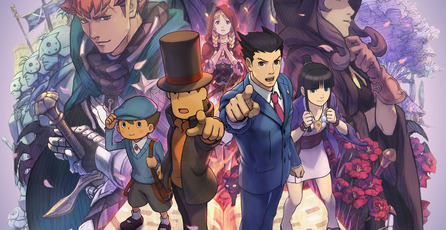 <em>Professor Layton vs. Phoenix Wright: Ace Attorney</em>