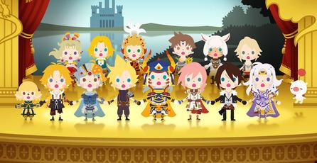 <em>Theatrhythm Final Fantasy: Curtain Call</em>