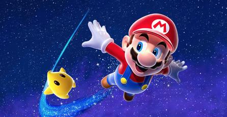 <em>Super Mario Galaxy</em>