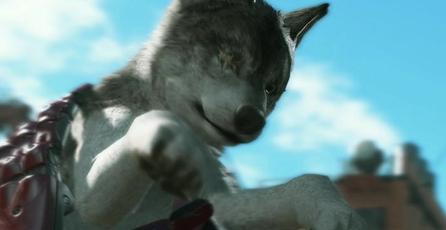 Snake tendrá un lobo en <em>Metal Gear Solid V: The Phantom Pain</em>
