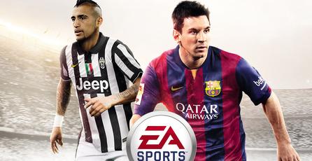 <em>FIFA 15</em> es oficialmente lanzado en Chile con bundle de PS4