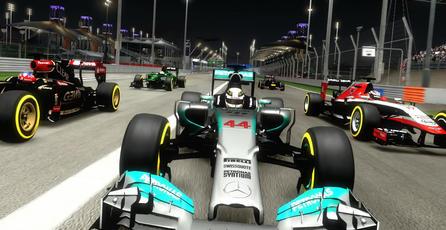 Codemasters presume física de <em>F1 2014</em> en nuevo video