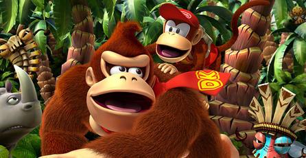 Trilogías de <em>Donkey Kong Country</em> y <em>Land</em> llegarán a la consola virtual