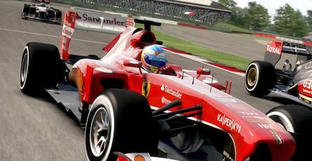 Publican trailer de lanzamiento de <em>F1 2014</em>