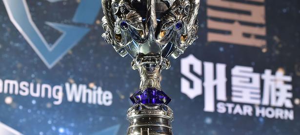 Samsung Galaxy White gana campeonato mundial de <em>LoL</em>