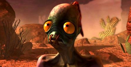Explican retraso de <em>Oddworld: New 'n' Tasty</em> en Wii U