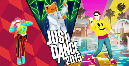 <em>Just Dance 2015</em> incluirá nuevamente DLC gratuito el primer día