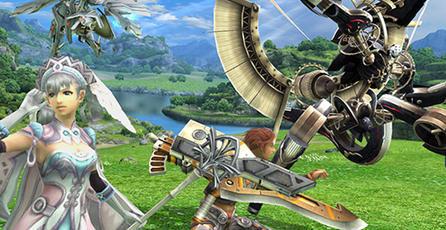 Presentan trofeos de <em>Xenoblade Chronicles</em> para <em>Smash Bros. for Wii U</em>