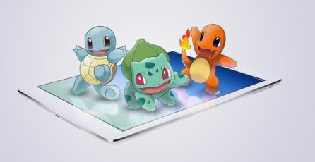 ¿<em>Pokémon</em> en iOS?