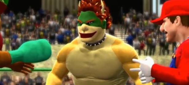 Así luciría <em>Super Smash Bros.</em> si fuera un juego de la WWE
