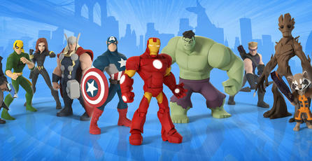 <em>Disney Infinity 2.0 Edition: Marvel Super Heroes</em>
