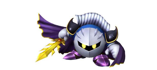 Video muestra el nerfing a Meta Knight en <em>Smash Bros. for 3DS</em>