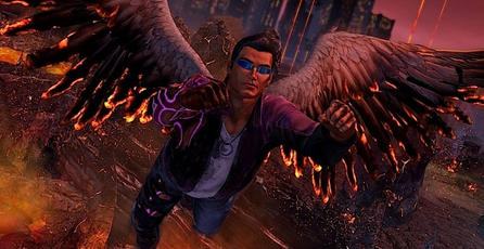 Deep Silver hará stream de <em>Saints Row: Gat out of Hell</em>