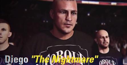Liberan cuarta actualización gratuita para <em>EA Sports UFC</em>
