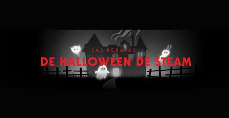 Parten las Rebajas de Halloween de Steam
