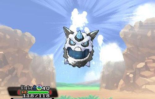 Poder obtener a Mega Glalie es uno de los principales atractivos del demo