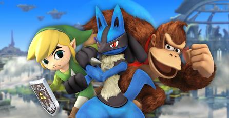Gameplay: <em>Super Smash Bros. for Wii U</em>