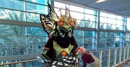Presentan a ganadora del concurso de cosplay de BlizzCon 2014