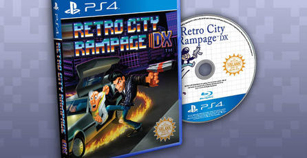 <em>Retro City Rampage: DX</em> tendrá lanzamiento físico