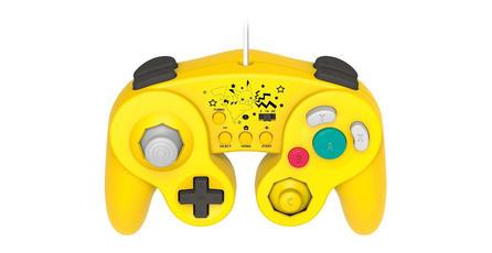Lanzan control de Pikachu para <em>Super Smash Bros. for Wii U</em>