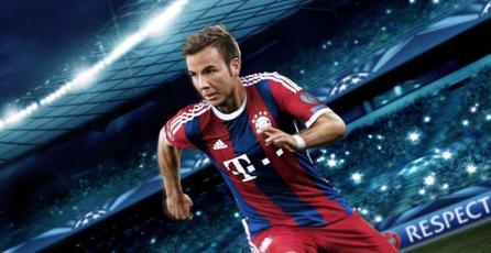 <em>Pro Evolution Soccer 2015</em>