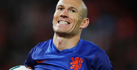 Arjen Robben llega al equipo de la semana para FUT