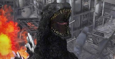 Liberan nuevo trailer del juego de <em>Godzilla</em> para PS3
