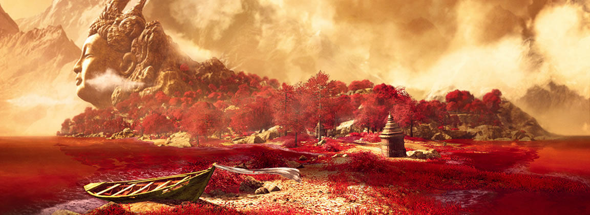 Shangri-la es un lugar hermoso aunque le pesa al Xbox One