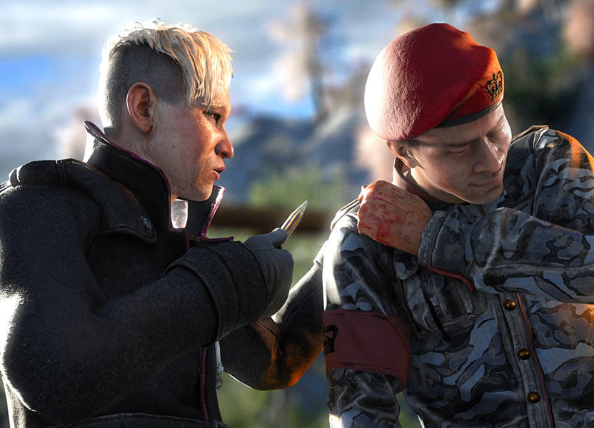 Puedes amarlos u odiarlos, pero no ignorar a los personajes de Far Cry 4