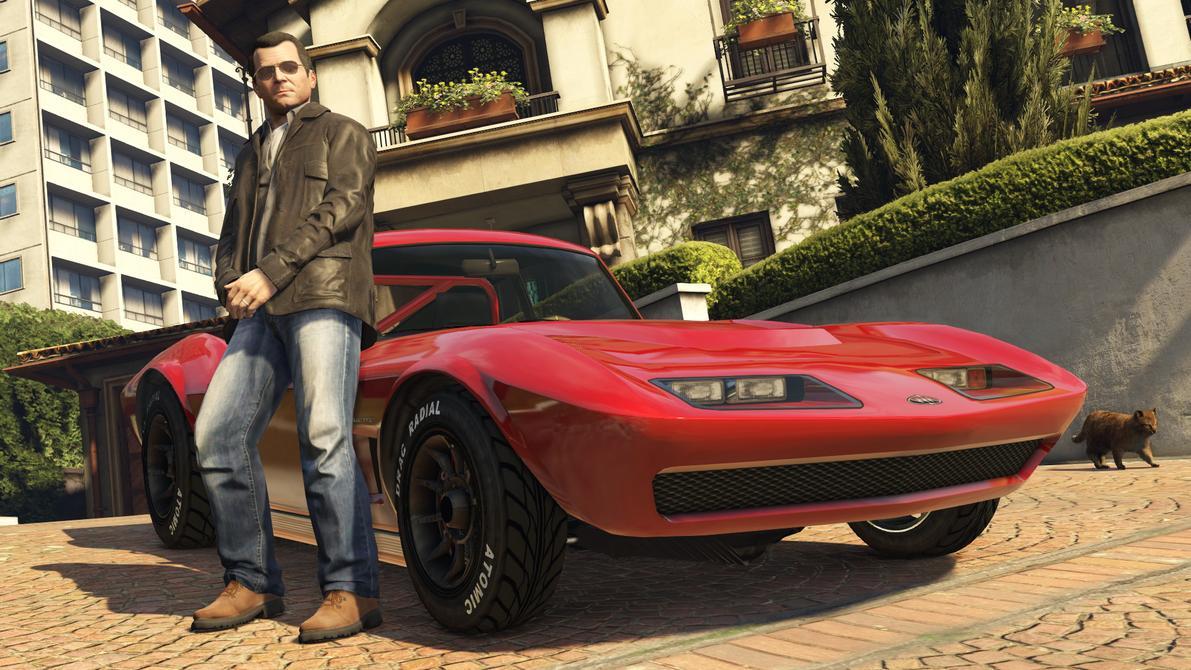 <em>Grand Thef Auto V</em> en Xbox One