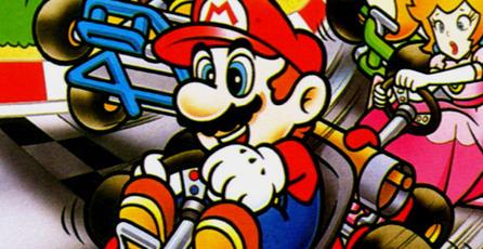 Rompen récord mundial de la primera pista de <em>Super Mario Kart</em>