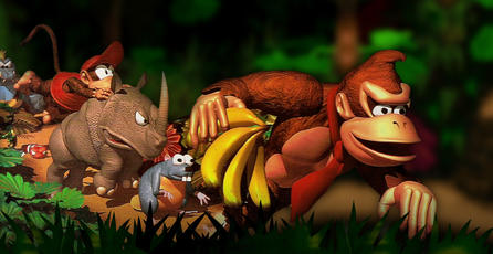 <em>Donkey Kong Country</em>