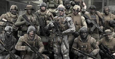 Kojima presentará un nuevo <em>Metal Gear Online</em> la próxima semana