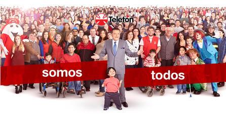 Gamers chilenos se unen para ayudar en la Youtón 2014