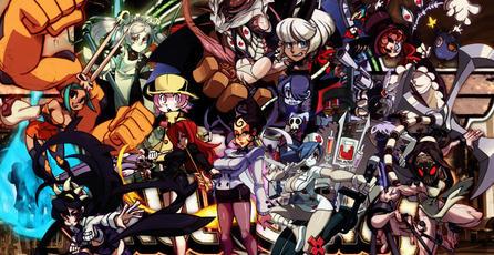 El arcade de <em>Skullgirls</em> llega a Japón