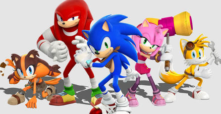 <em>Sonic Boom: Ryse of Lyric</em> tendrá demo desde este jueves