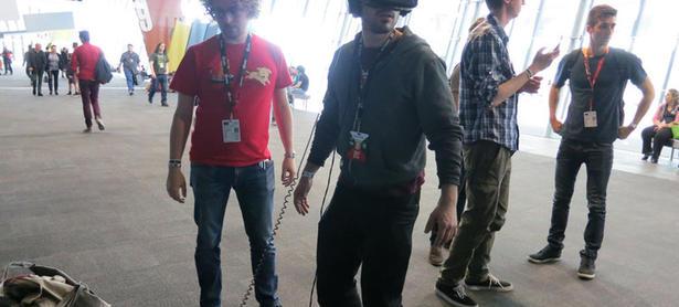 Recrean el monopatín volador de <em>Volver al Futuro</em> con <em>Oculus Rift</em> y la <em>Wii Balance Board</em>