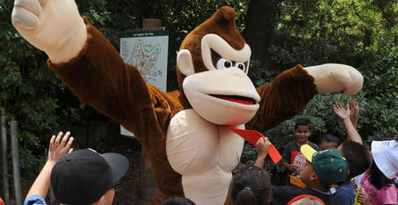 Actor de Donkey Kong demanda a Nintendo