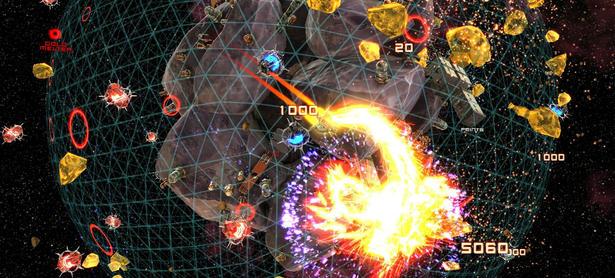 Anuncian <em>Super Stardust Ultra</em> para PS4