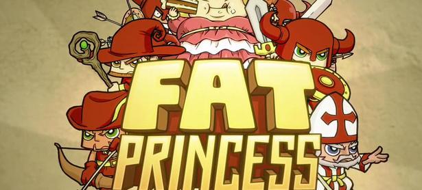 Revelan <em>Fat Princess Adventures</em> para PS4