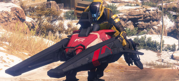 Bungie podría añadir modo de carreras de sparrows a <em>Destiny</em>